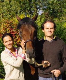 Sylvain Martin - Fondateur de Ecurie seconde chance.com